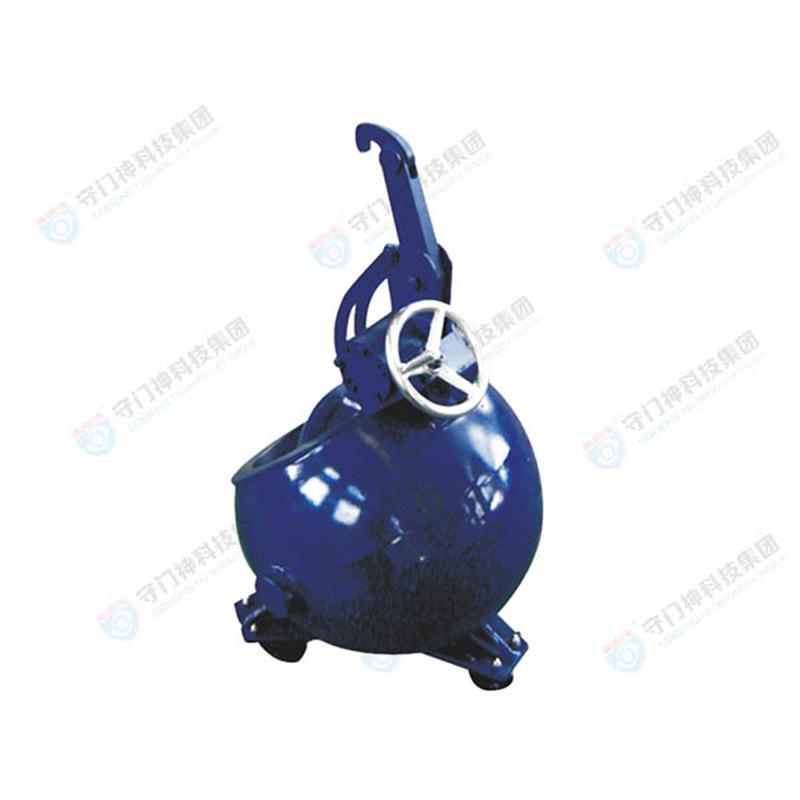 球形可移动高强度防暴罐JBG-500