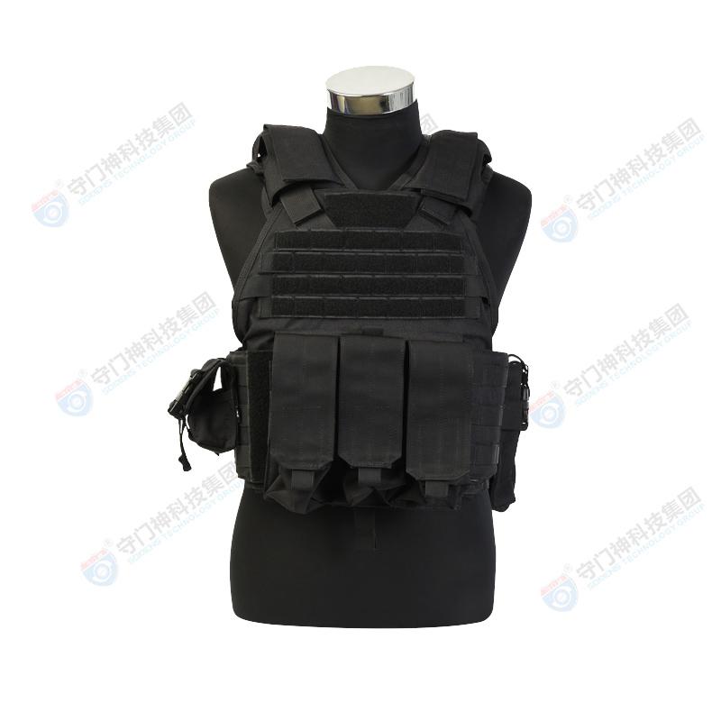 守门神三级软质防弹衣(战术款)软质防弹背心