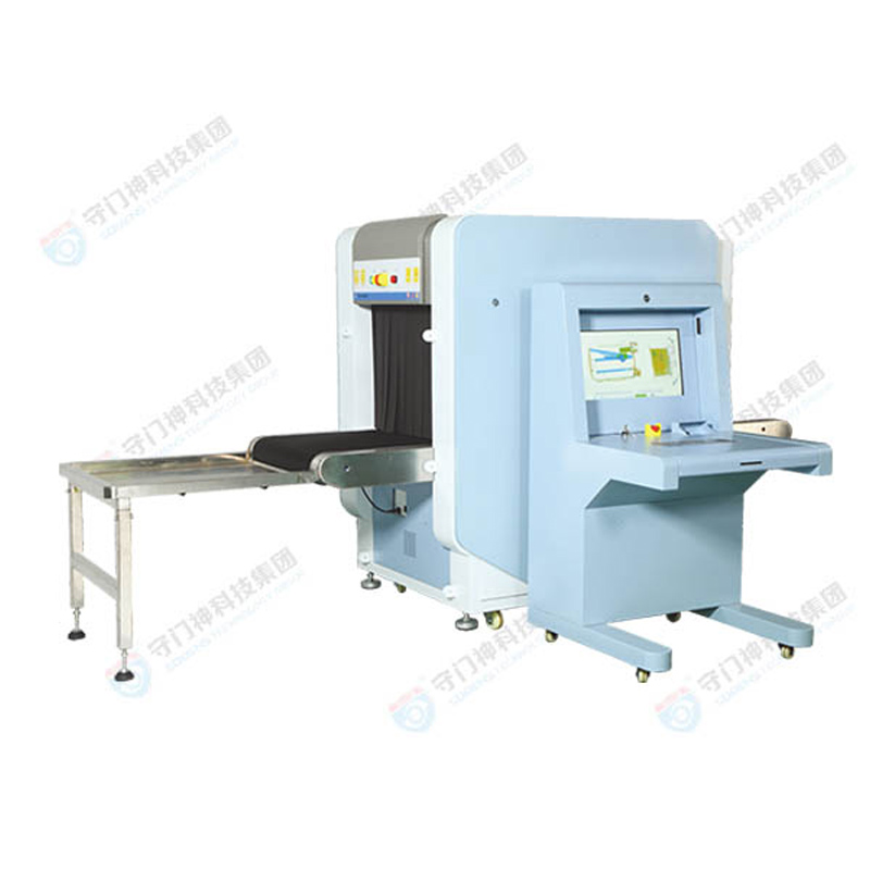 SOMENS-6550HD high definition X-ray security inspection machine _ HD channel security inspection x-ray machine