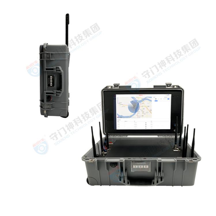 无人机防御察打一体系统(便携式)