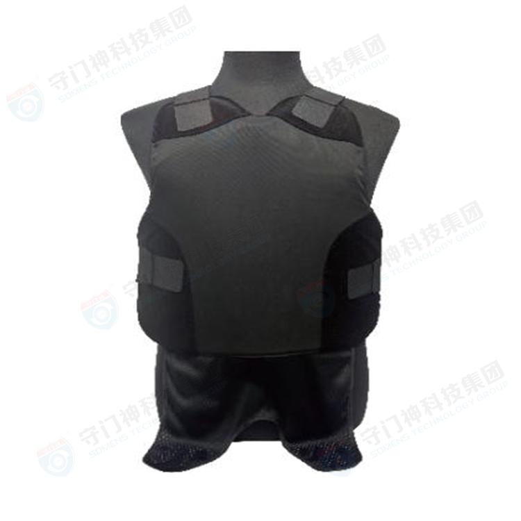 三级内穿式轻量化防弹衣(超薄)