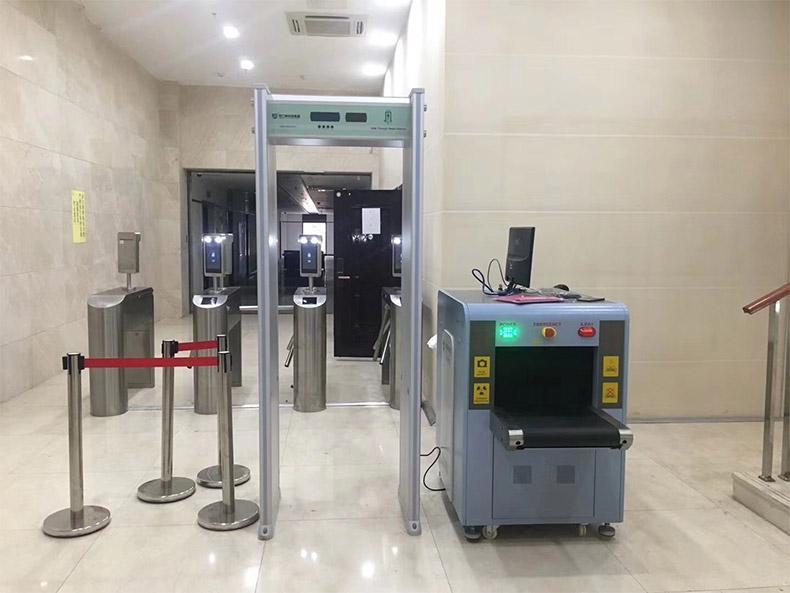 亚搏全站客户端官方下载门闸机人证合一联动方案