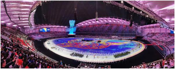 第七届世界军人运动会10月18日在美丽的江城武汉如期举行
